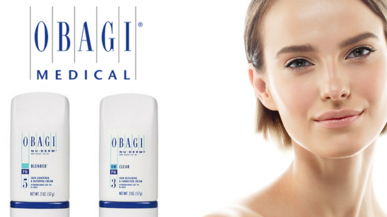 Brighter & Lighter Skin With Obagi Nu-Derm® Prescription Skincare
